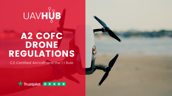 A2 CofC drone regulations Blog Banner