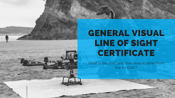 GVC - general visual line of sight certificate