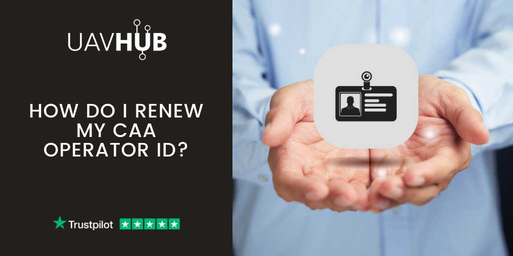 How do I renew my CAA Operator ID_