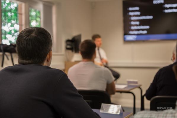 ICARUS - Classroom Tom Teaching