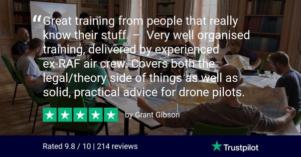 Trustpilot Review - Grant Gibson