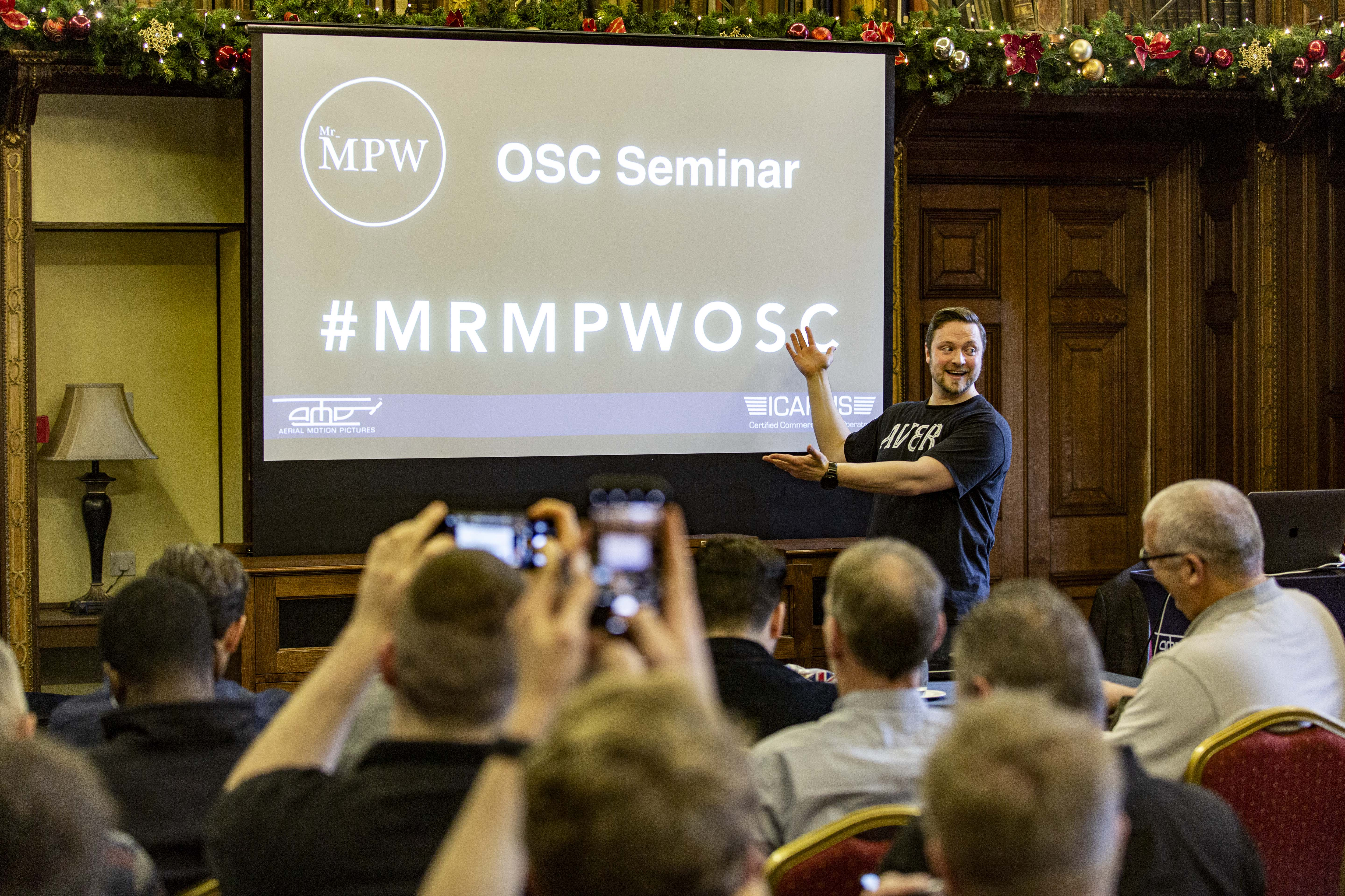 matt williams mr mpw osc seminar