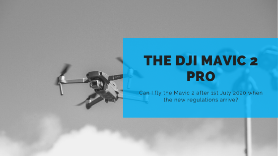 dji mavic 2 a2 cofc eu regulations