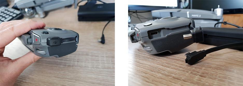 dji mavic 2 controller cable